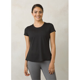 Prana Reeve SS Shirt Women black